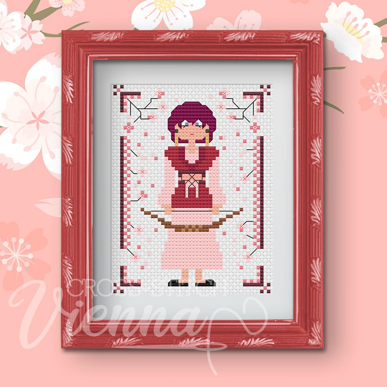 Yona Cross-Stitch